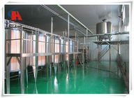 Exact Liquid Level Milk Processing Equipment, Mesin Produksi Susu 250 - 400 B / Min
